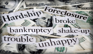 Bankruptcy terms